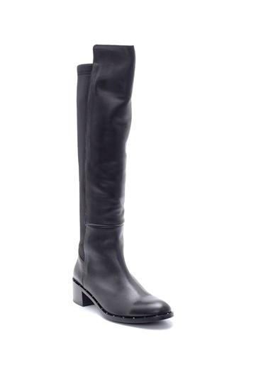 Derimod Kadın Çizme (12452) Casual Siyah